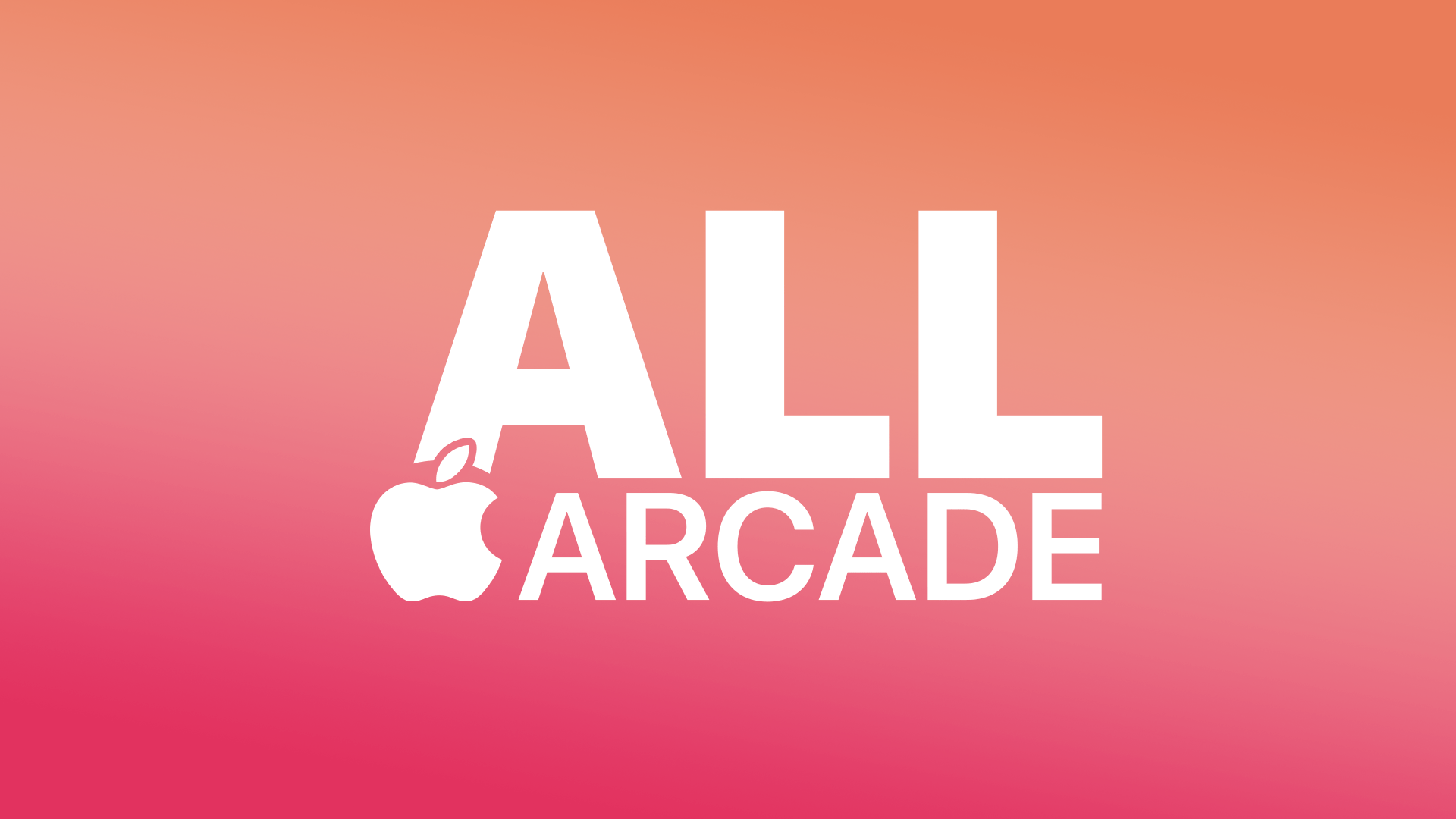 ∞ Apple Arcade preview of new releases