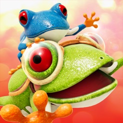 Frogger in Toy Town Icon