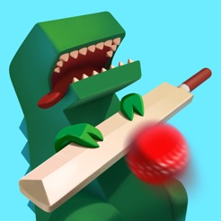 Cricket Through the Ages Icon