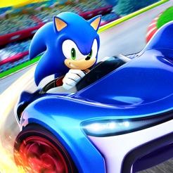 Sonic Racing Icon