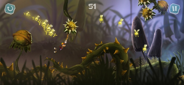 Rayman Mini Screenshot 2