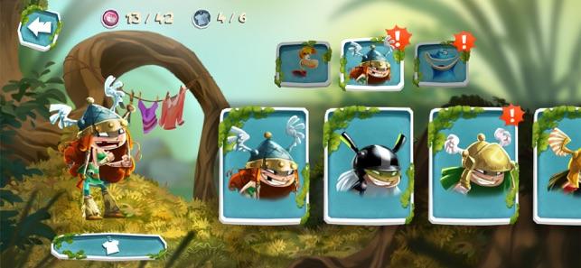 Rayman Mini Screenshot 7