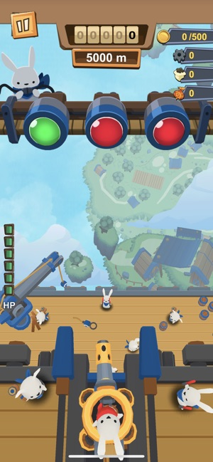 Battlesky Brigade Harpooner Screenshot 0