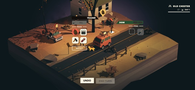 Overland Screenshot 1