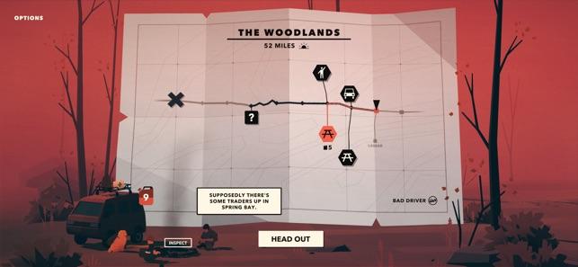 Overland Screenshot 2