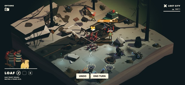 Overland Screenshot 5
