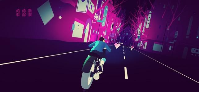 Sayonara Wild Hearts Screenshot 2