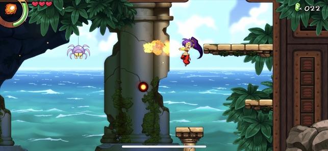 Shantae and the Seven Sirens Screenshot 5