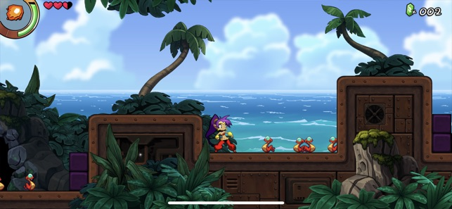 Shantae and the Seven Sirens Screenshot 7