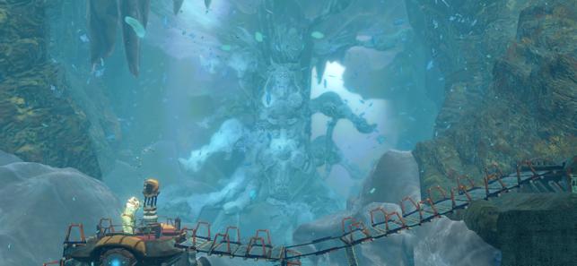 Shinsekai: Into the Depths Screenshot 0