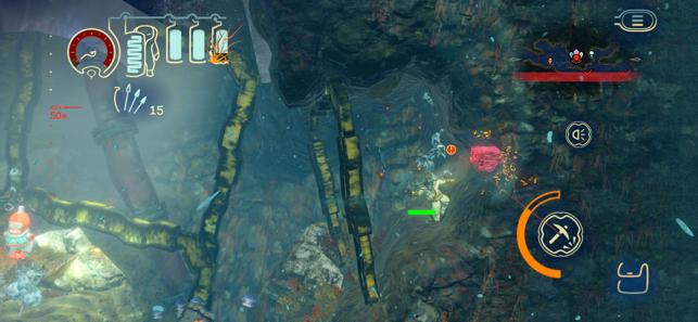 Shinsekai: Into the Depths Screenshot 1