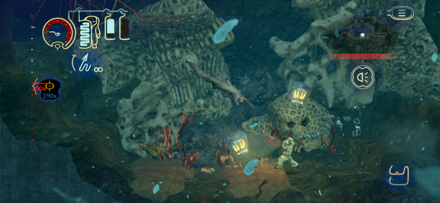 Shinsekai: Into the Depths Screenshot 2