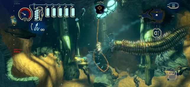 Shinsekai: Into the Depths Screenshot 3