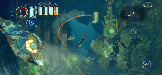Shinsekai: Into the Depths Screenshot 8