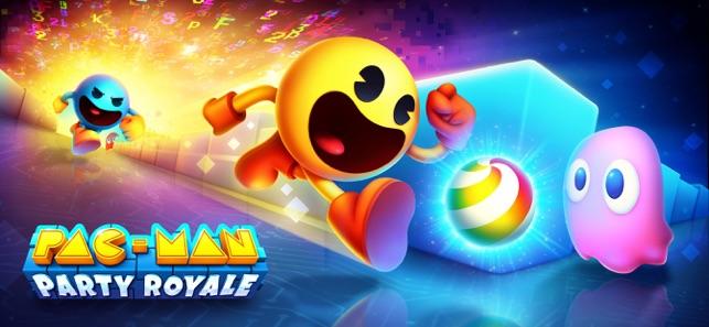 Pac-Man Party Royale Screenshot 0