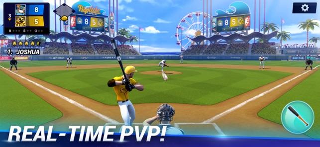 Ballistic Baseball Screenshot 0