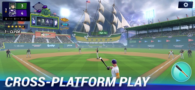 Ballistic Baseball Screenshot 1