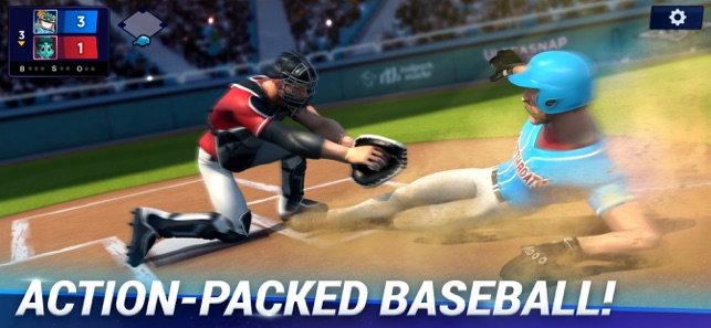 Ballistic Baseball Screenshot 2