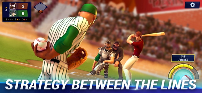 Ballistic Baseball Screenshot 3