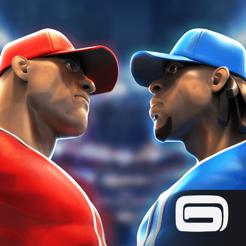Ballistic Baseball Icon